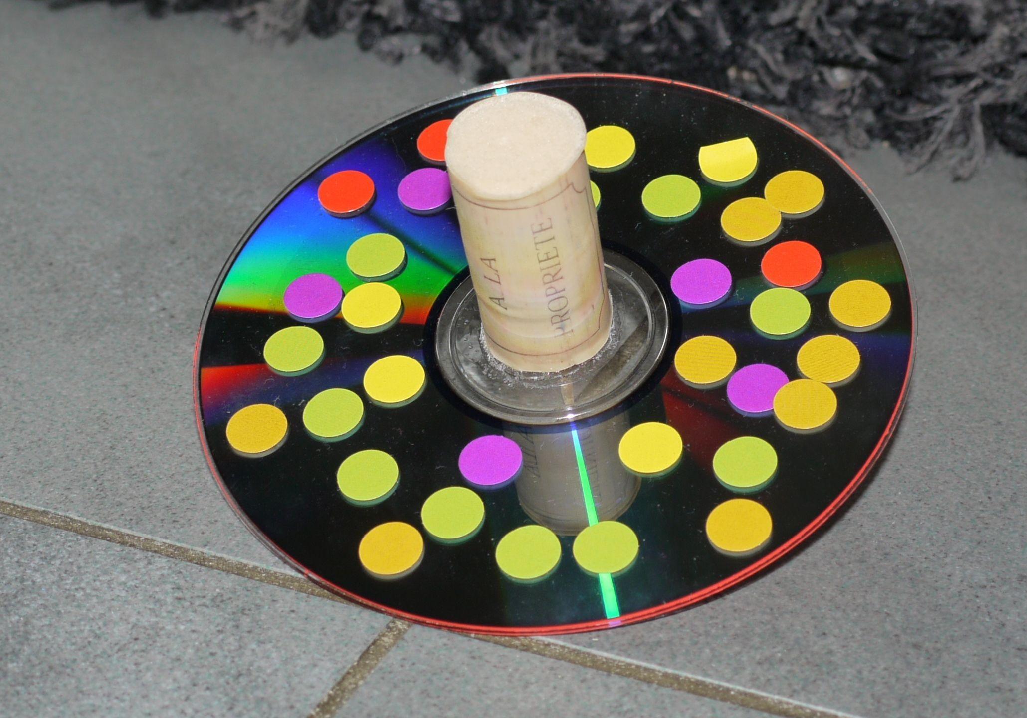 Bricolage Avec Cd bricolage avec cd
